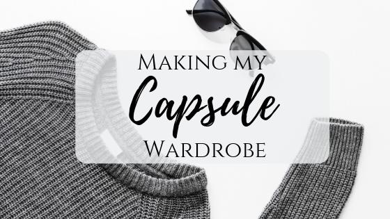 Making A CapsuleWardrobe
